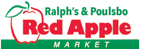 Poulsbo and Ralph's Red Apple Market