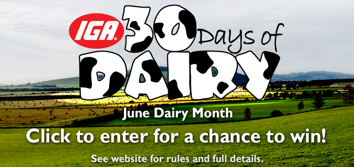 Diary Month Sweepstakes