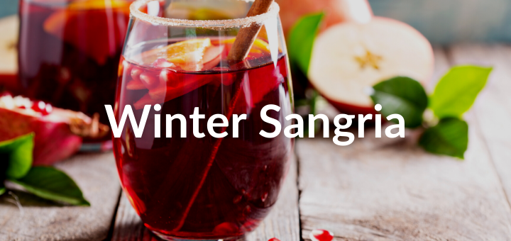 Winter Sangria Recipe