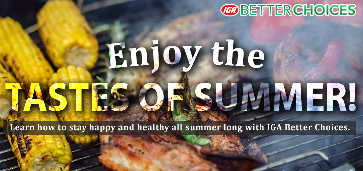Enjoy the Tastes of Summer