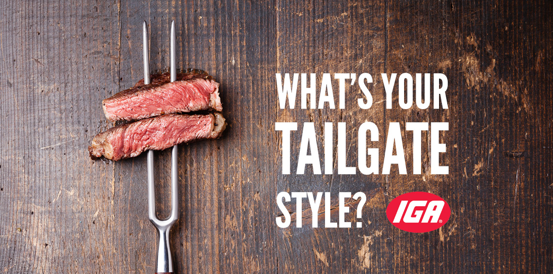 What's Your Tailgate Style