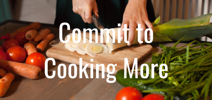 Commit to Cooking More