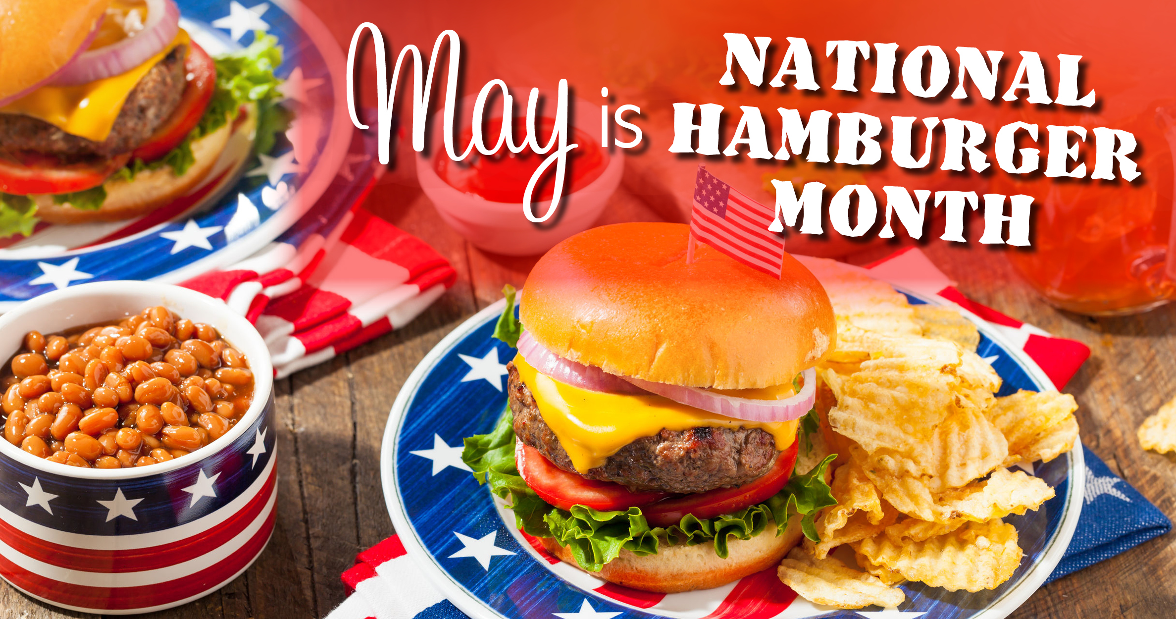 Hamburger Month