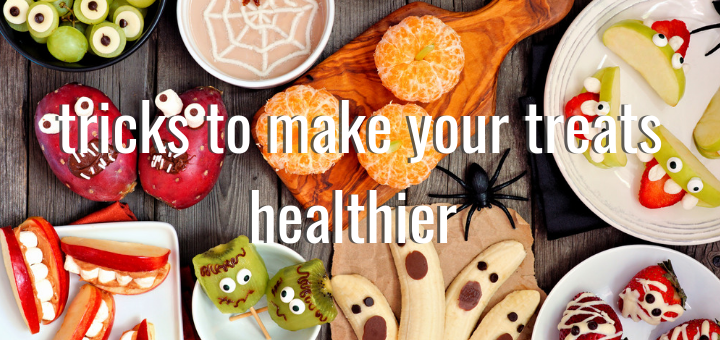 Tricks to Make Your Treats Healthier