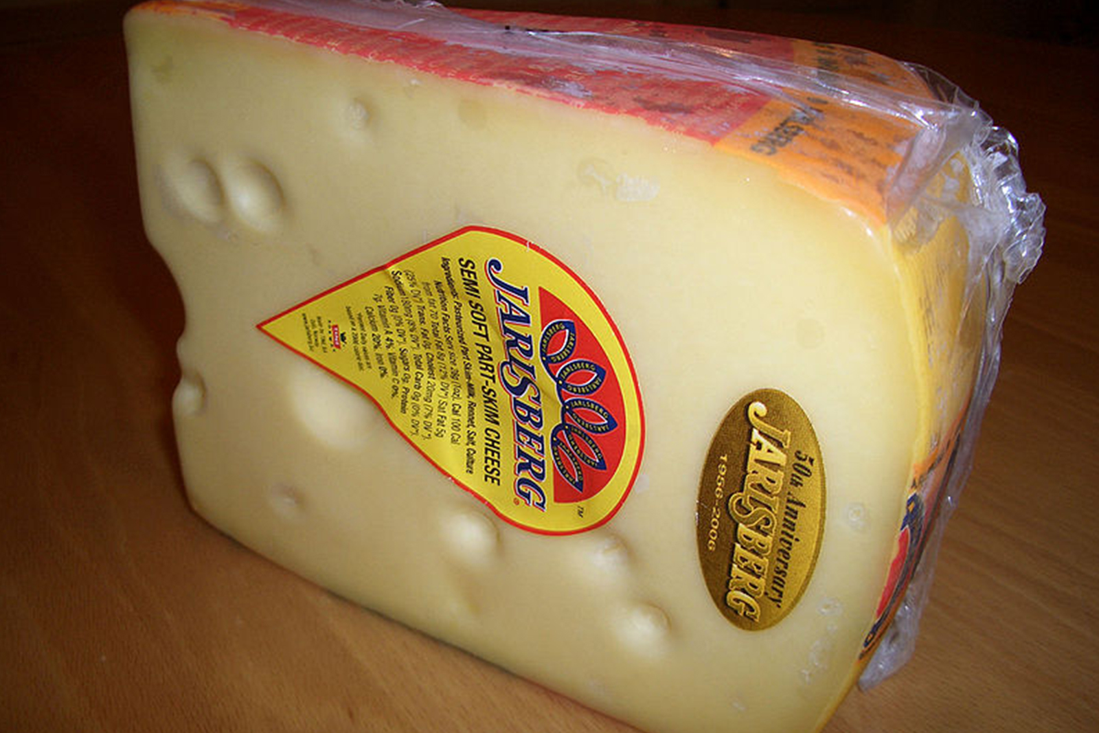 Jarlsburg Cheese