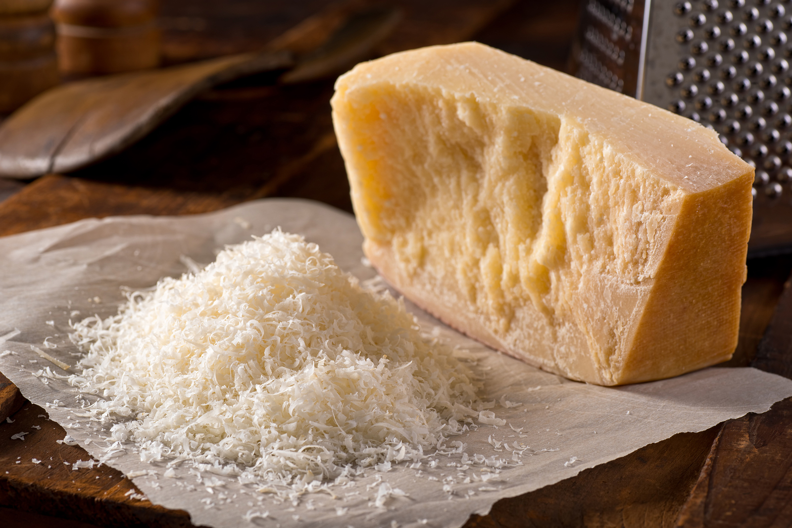 Parmigian Cheese
