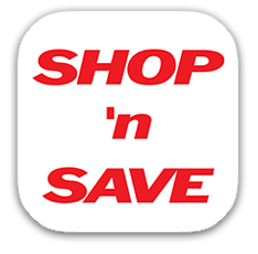 Shop 'n Save App Icon
