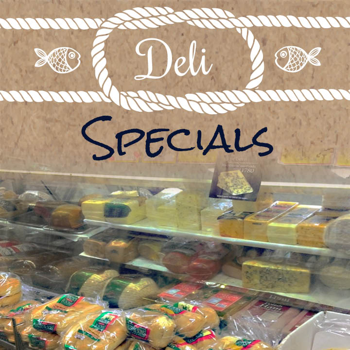 Deli Specials Graphic