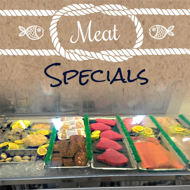 Meat Specials Graphic