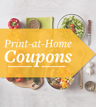 Print At Home Coupons