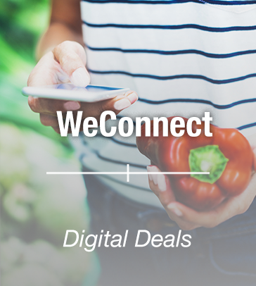 WeConnect Digital Deals