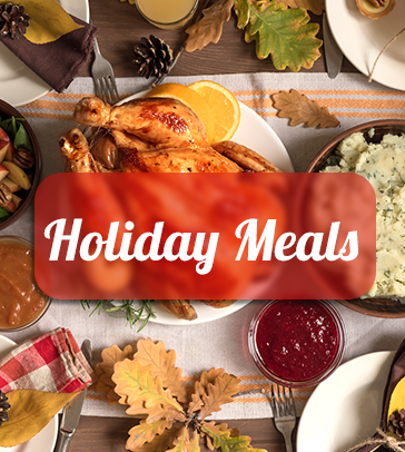 Holiday Meal Order Form