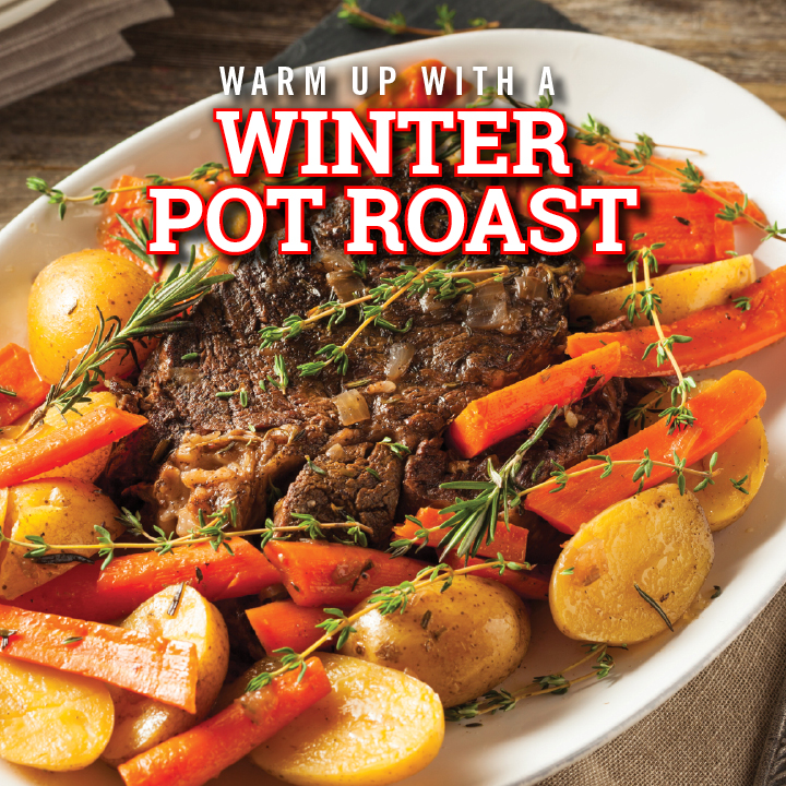 WINTER POT ROAST
