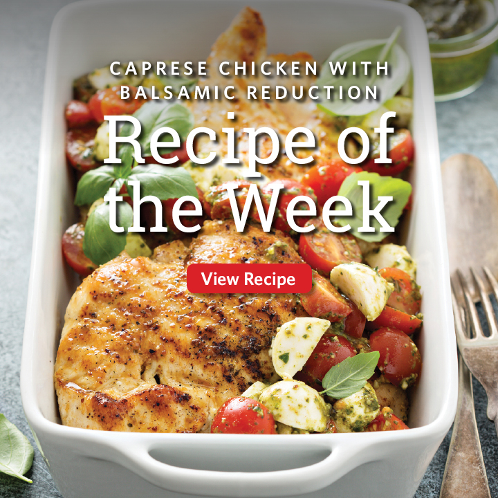 WEEKLY RECIPE