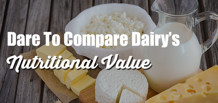 Dairy Nutritional Value