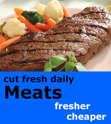 Cut Fresh Daily Meats