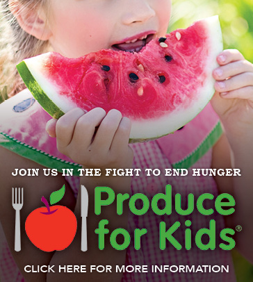 Produce For Kids, Join Us In The Fight To End Hunger, Click for more information.