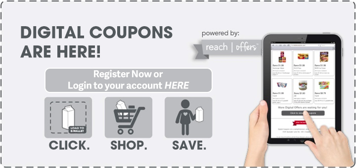 Digital Coupon Offers