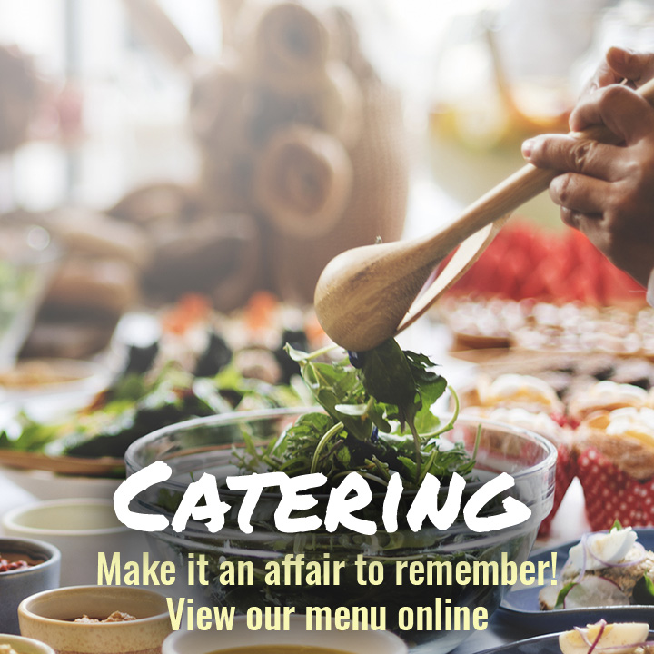 Catering - Make It An Affair To Remember - View Our Menu Online