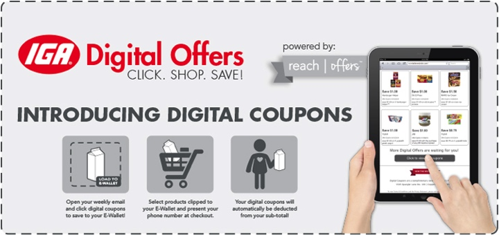 Digital Offers