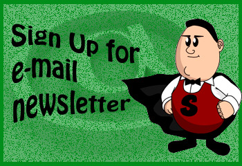 E-mail Newsletter Signup