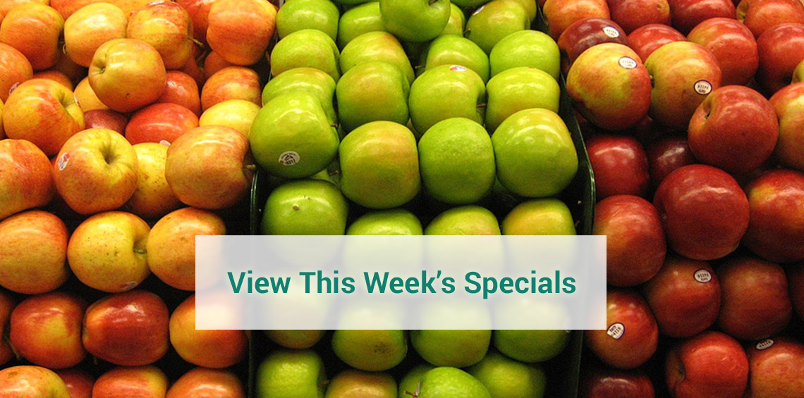 View This Week's Specials