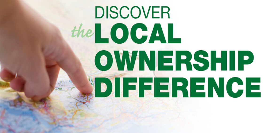 Discover the Local Ownership Difference