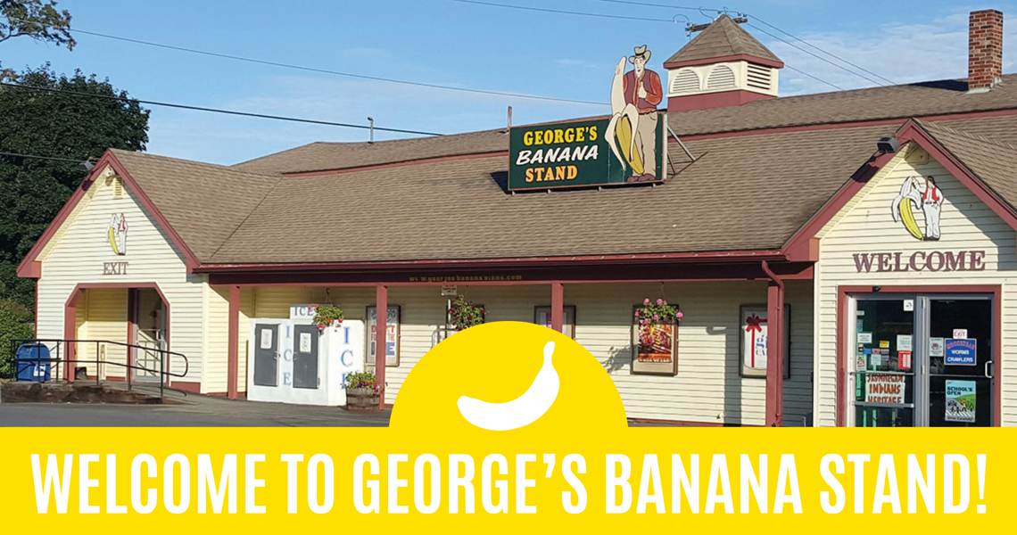 Welcome to George's Marketplace