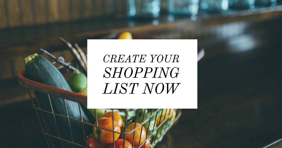 Link to Shopping List