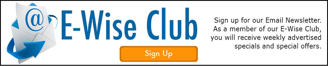 Sign up for our email club