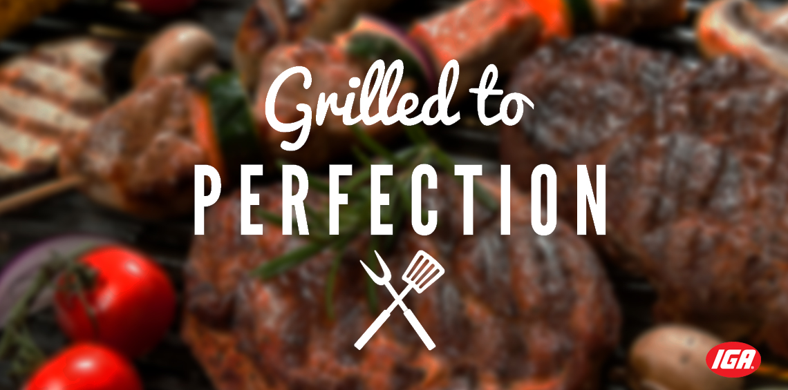 Grilled to the Perfection