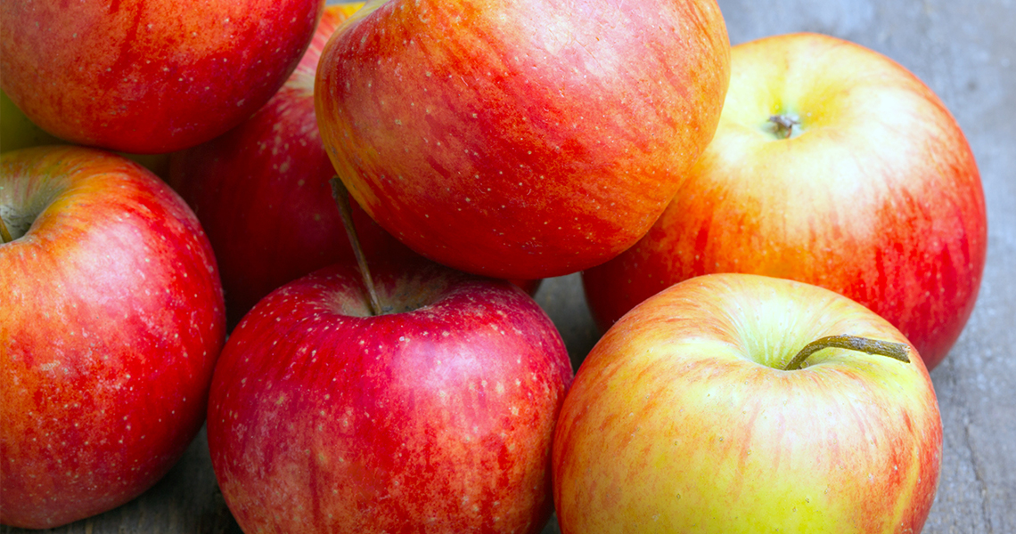 It's apple season! Take home our crisp & tart varieites.