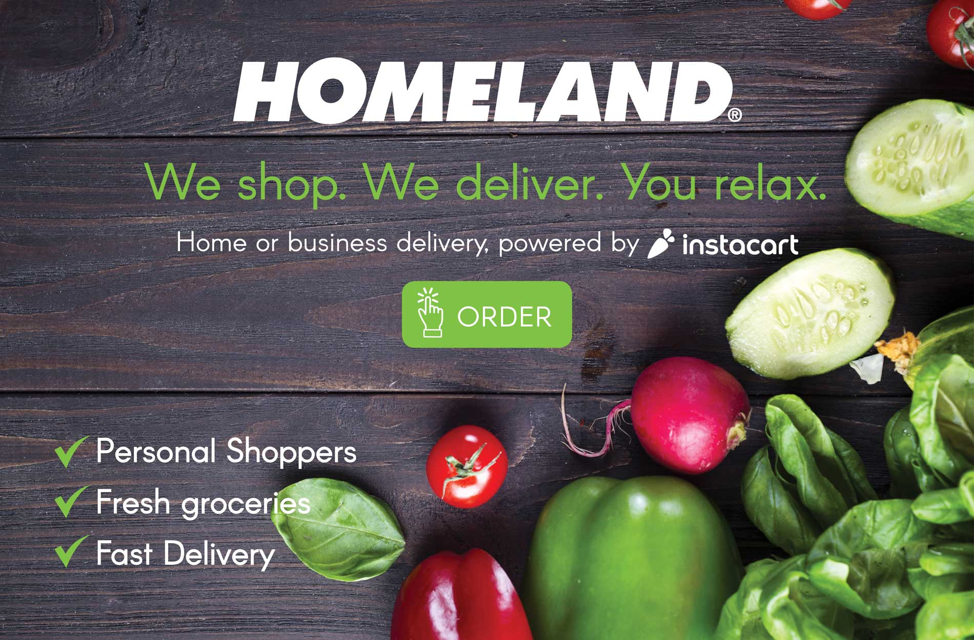 Online Shopping with Instacart