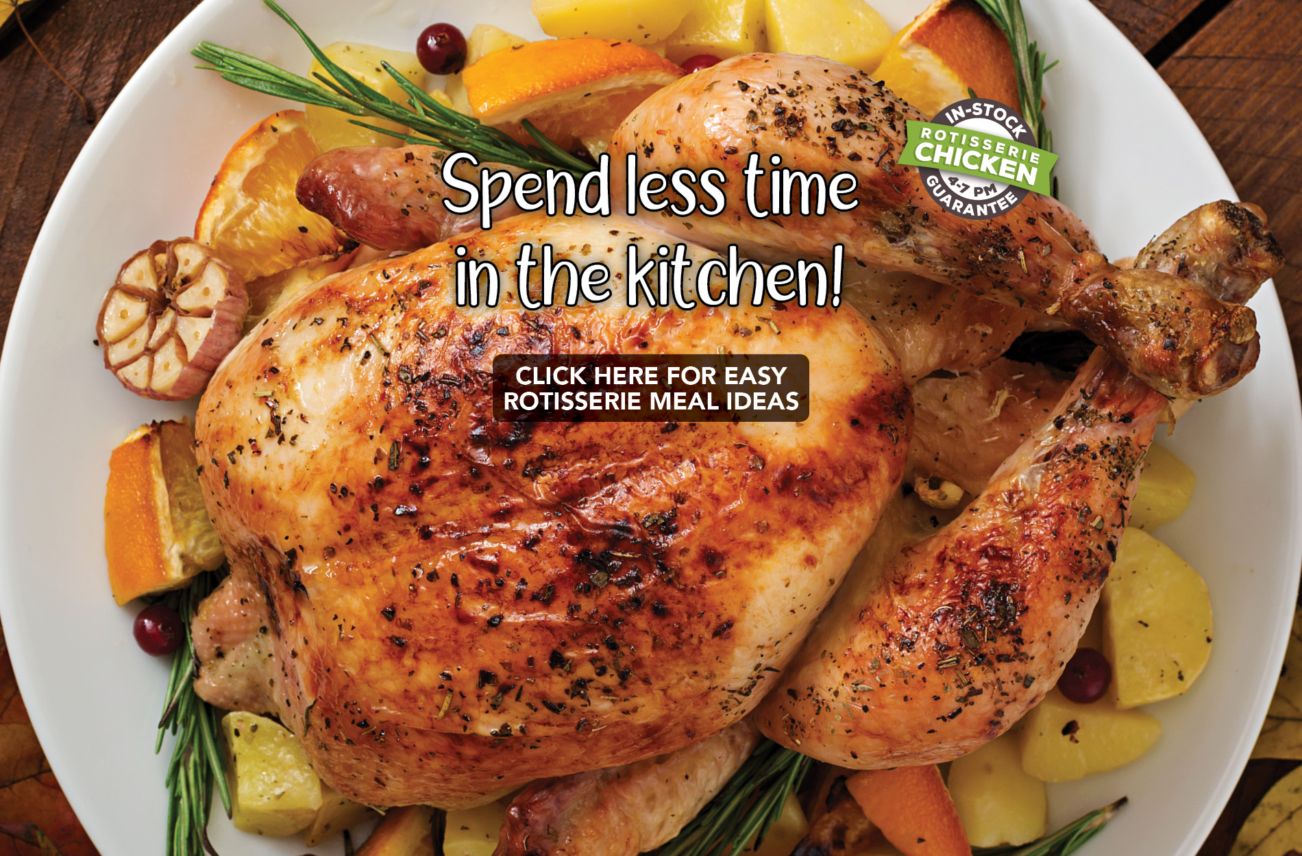 Rotisserie Chicken Meal Ideas