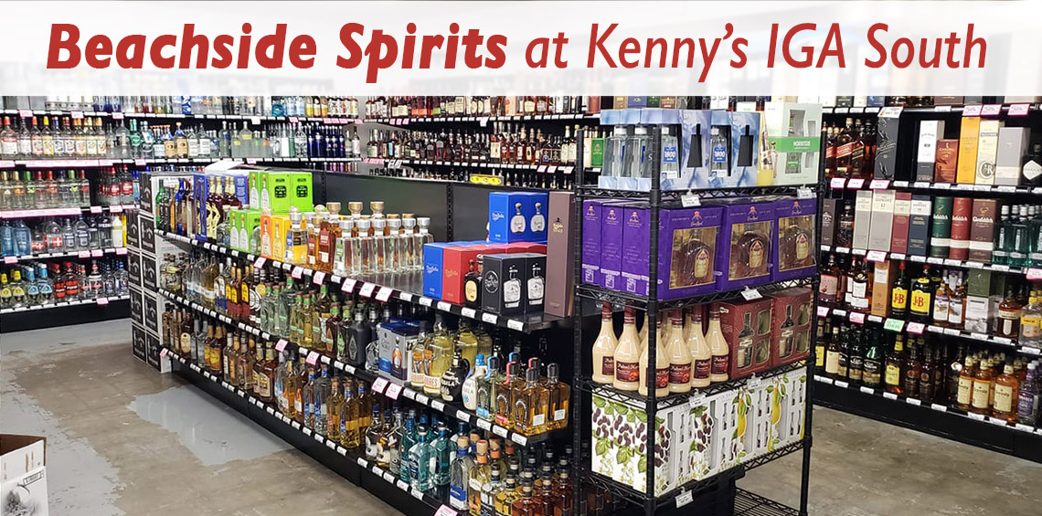 Beachside Spirits at Kennys IGA South - Learn More