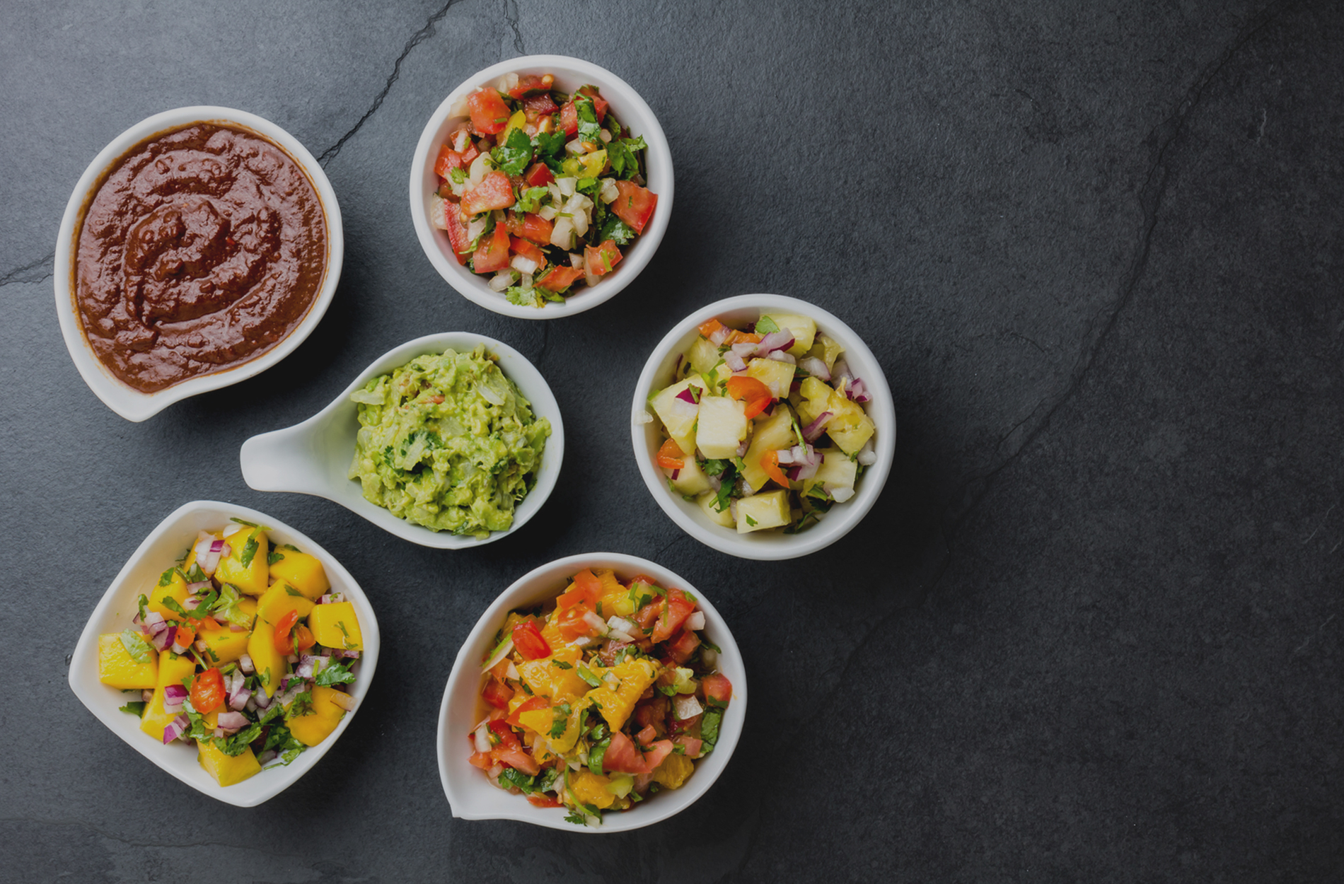 Did You Know? We prepare salsas, dips & dressings fresh in-store daily