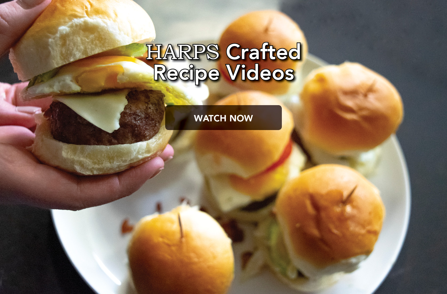 Harps Crafted Recipe Videos